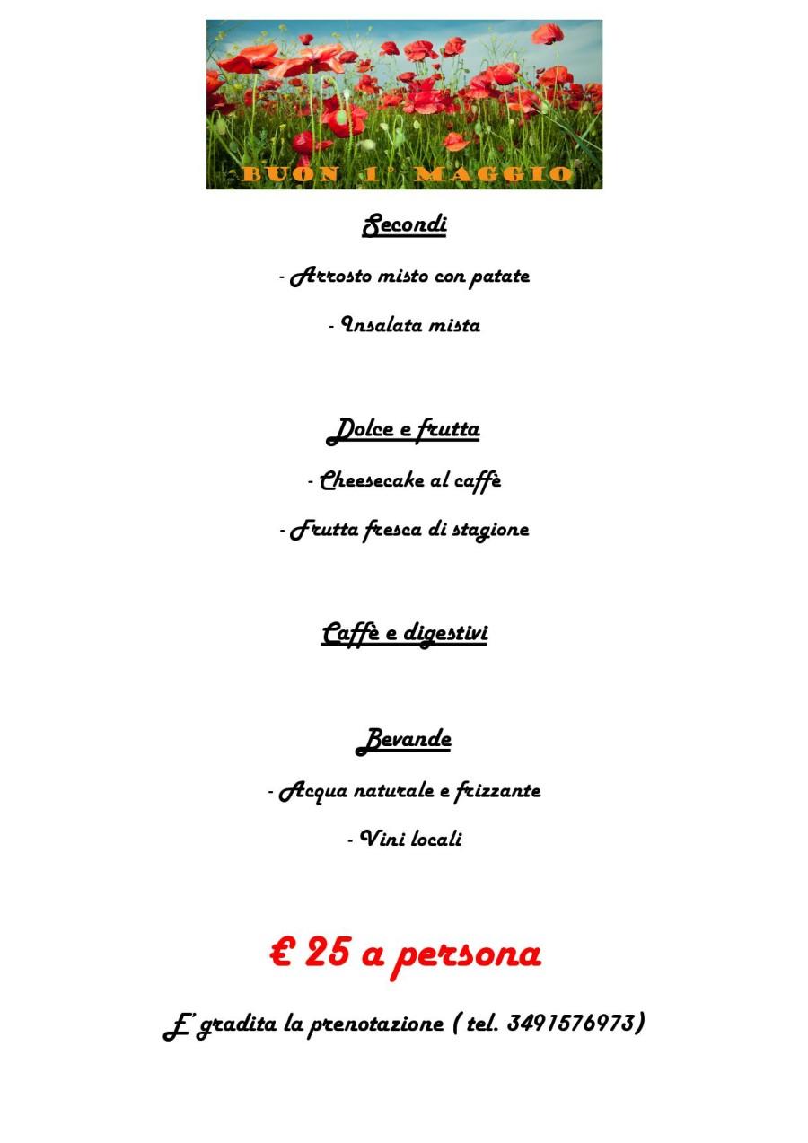 Menù 01 Maggio (pag. 2)