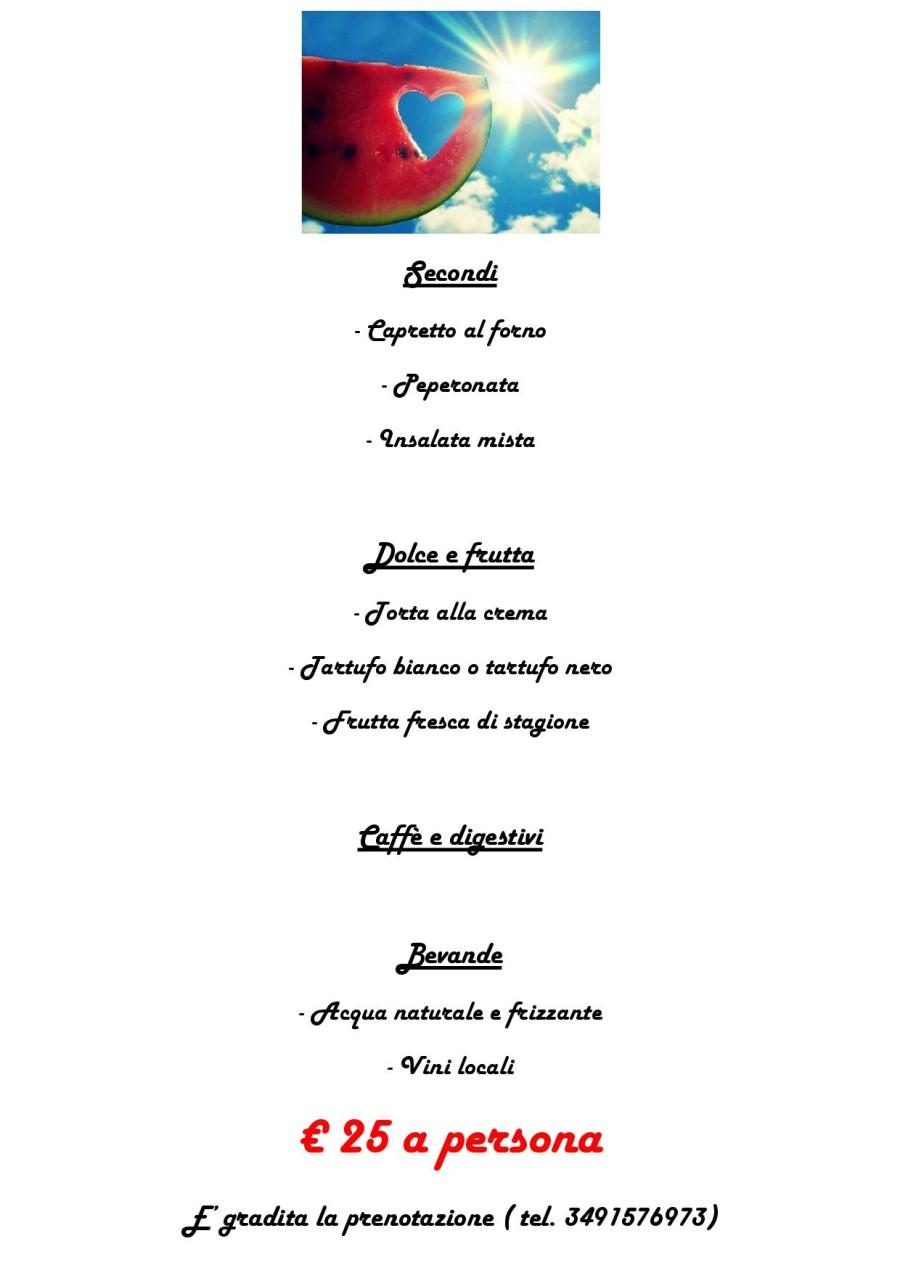 Menù Sabato 04 e Domenica 05 Luglio (pag.2)