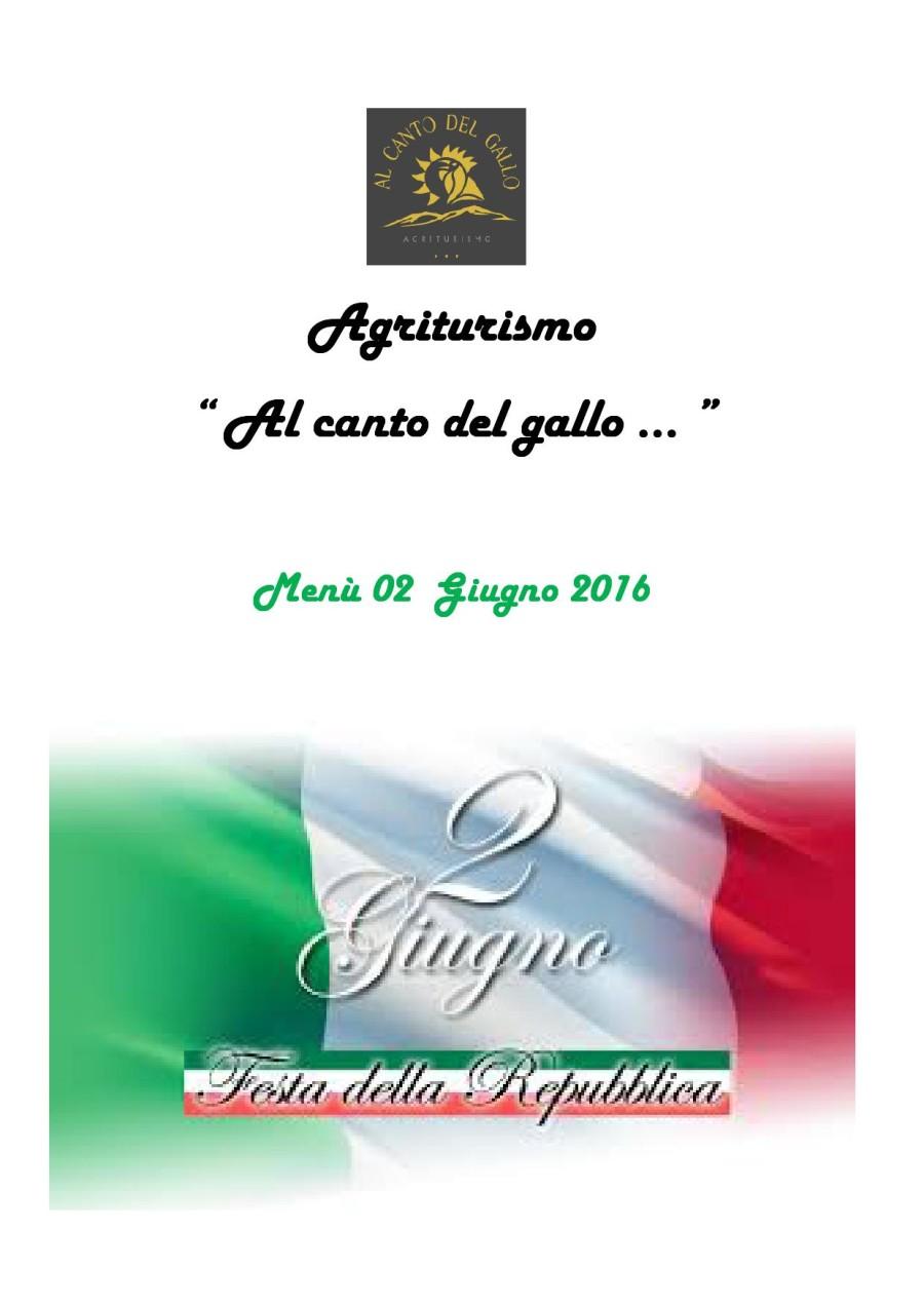 Menù 02 Giugno 2016 ( pag. 1 )