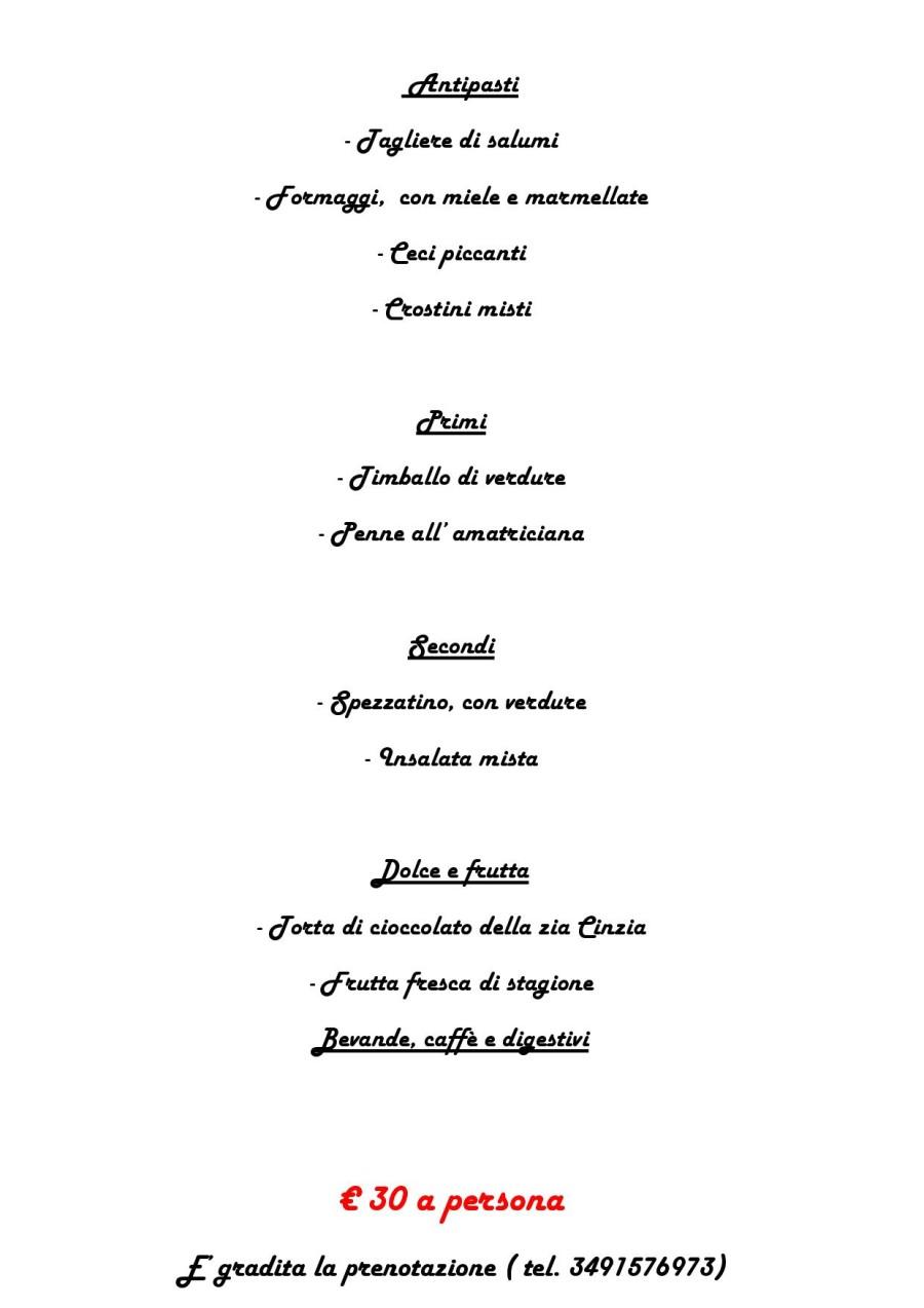 Menù Domenica 12 Giugno 2016 ( pag. 2 )