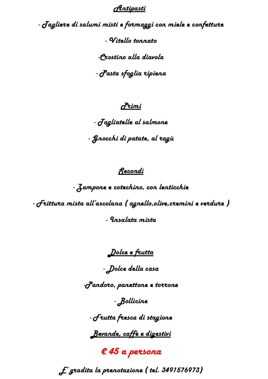 Menù Capodanno 2016-2017 ( pag. 2 )